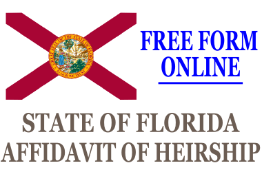 Affidavit of Heirship Florida