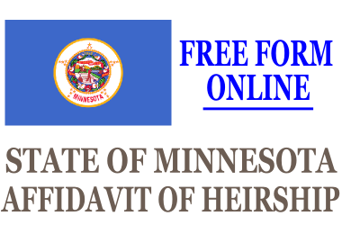 Affidavit of Heirship Minnesota