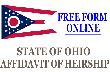 Affidavit of Heirship Ohio